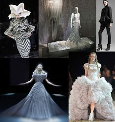 Alexander McQueen – Avant-garde sophisticated Fashion | Moda de vanguarda sofisticada