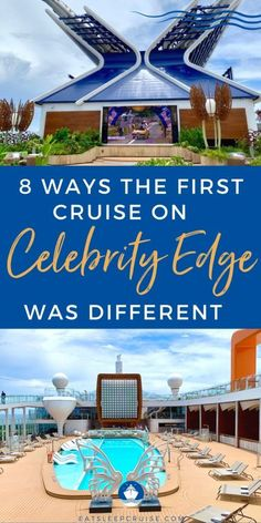 8 Things That Surprised Us About the First Cruise on Celebrity Edge (2021) - See why this recent cruise was not what we expected with the 8 things that surprised us about the first cruise on Celebrity Edge from the U.S. Ocean Cruise, Bahamas Cruise, Cruise Port, Cruise Checklist, Cruise Tips, Cruise Reviews, Adventure Of The Seas, Celebrity Cruises, Shore Excursions
