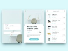 Shopping For Furniture by liukui