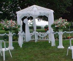 outdoor wedding - Google Search