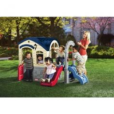Little Tikes Picnic 'N Play Playhouse Only $229 From $349