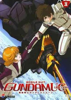 This hard hitting release from the sci-fi anime series MOBILE SUIT GUNDAM UC UNICORN includes episodes 3-5 of the show, following the story of Banagher Links, a student of a space colony, who becomes