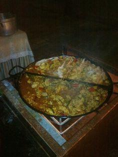 Special Event: #Spanish Dinner for #Ferragosto  Feast! August 14, 2013