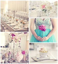 Sweet 16 Birthday Party with Such Beautiful Ideas via Kara's Party Ideas KarasPartyIdeas.com #sweetsixteen #weddingreception #tweenbirthdayp...