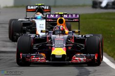 Daniil Kvyat, Red Bull, Circuit Gilles Villeneuve, 2015