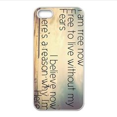 Nice Sleeping with Sirens Quotes Lyrics Accessories Apple Iphone 5 Waterproof TPU Back Cases by Sleeping with Sirens Phone Case, http://www.amazon.com/dp/B00EE8C82M/ref=cm_sw_r_pi_dp_EVWssb1MR3VDC