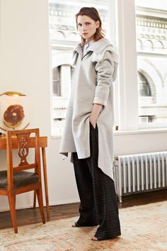 Adam Lippes | Fall 2014 Ready-to-Wear Collection | Style.com [Photo: Courtesy of Adam Lippes]
