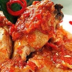 Resep Cara Membuat Ayam Rica - Rica Pedas Enak dan Spesial Untuk Keluarga