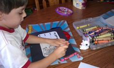 The Mommy School: Week 3 - The Little Rabbit - Make a rabbit and name it