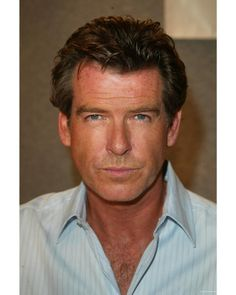 Love Pearce Brosnan - is this one of my series brothers? Hmmm...