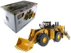 Brand new scale diecast model of CAT Caterpillar Wheel Loader with Rock Bucket and Operator High Line Series die cast model by Diecast Masters. Marvel Store, Buick Gsx, Falken Tires, 1969 Dodge Charger Daytona, Cat Machines, Machine Photo, Custom Big Rigs, Backhoe Loader, High Line