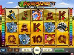 Habe Spaß bei unseren Neusten absolut kostenlos Spielautomaten Spiel Photo Safari - http://freeslots77.com/de/photo-safari/