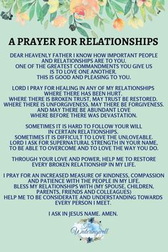The Role of Relationships in our Lives - The Wateringwell Prayer Times, Prayer Scriptures, Bible Prayers, Faith Prayer, Catholic Prayers, God Prayer, Prayer Quotes, Bible Verses, Spiritual Prayers