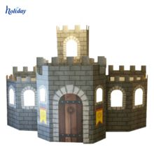 Cardboard Playhouse, Cardboard Playhouse direct from Shenzhen Holiday Package&Display Co. in China (Mainland) Cardboard Playhouse, Cardboard Toys, Cardboard Furniture, Cardboard Fireplace, Shop Work Bench, Fireplace Furniture, Garage Shop, Metal Fabrication, Shenzhen