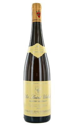 From Alsace, Zind-Humbrecht's Pinot Gris Grand Cru is a perfectly rich, full-bodied white for cold weather sipping