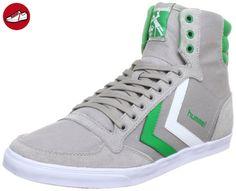 Omnicourt Z6, Chaussures de Fitness Mixte Adulte - Vert (Surf The Web), 46 EUHummel