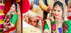 An Ethereal Wedding & Pre-Wedding Shoot By Chitrafeet Creations (Pravin Dabhade Photography) | weddongsonline.in