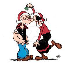 Popeye-Dating-Handbuch