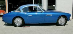 1954 Talbot-Lago T26 Grand Sport Coupe: Drivers Side View
