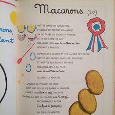 French children's cookbook
