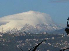 Cotopaxi the volcano