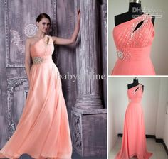 Wholesale 2012 Sexy One Shoulder Chiffon Evening Dresses Sweetheart Prom Gowns Dress Bridesmaid Dress NM6490, Free shipping, $67.58-89.68/Piece   DHgate