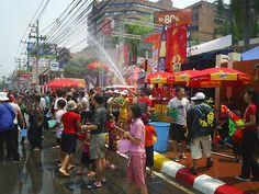 Songkran by john_spykerman