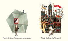 10 pic books -illustrations