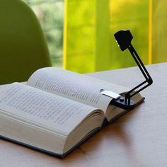 Slim Book Lamp
