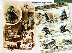 Propaganda política en la tarjeta postal, el cine y la foto privada en la Primera Guerra Mundial (Ficha 21 de 30)
