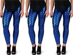 20$ Sassy Mermaid Leggings  !!!