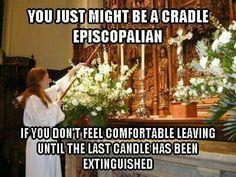 Episcopal Church Memes on Facebook
