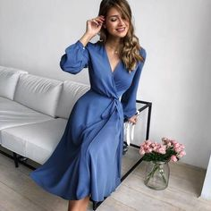 Classy Outfits For Women Casual Fashion Ideas Chic Elegant Dresses Classy, Elegant Dresses For Women, Elegant Outfit, Classy Dress, Pretty Dresses, Beautiful Dresses, Classy Casual, Cute Simple Dresses, Classy Outfits For Women