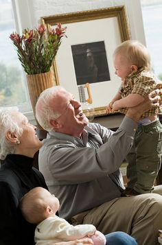 Great Grandparent picture