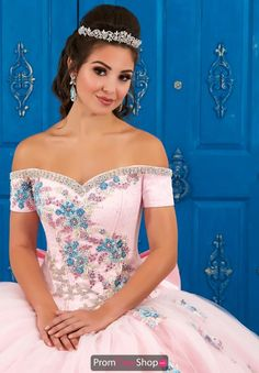 7180bb964c9 Tiffany Quince 56341 Dress in 2019 Ball Gowns t