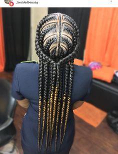 Hair styles goddessbraids goddess braids for kids goddess braids for kids hair styl braids goddess goddessbraids hair kids styl styles what are goddess braids these look like oversized cornrows they are braided c braided braids cornrows goddess oversized Box Braids Hairstyles, Protective Hairstyles, Kids Braided Hairstyles, Protective Styles, Teenage Hairstyles, Hairstyles 2018, Natural Weave Hairstyles, Black Girl Curly Hairstyles, Evening Hairstyles