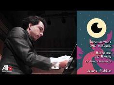 40 secondes de danse échevelée au piano... (Histoire de Babar - Francis Poulenc)