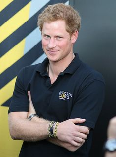 "The Prince is also a patron for the Invictus Games, a sporting event for wounded servicemen and women from around the world. Harry announced in a special video message on Tuesday that the next games will be staged in Orlando, Florida in May 2016, adding that he hoped America would set the bar ""even higher"" than London, which staged the inaugural competition in 2014."