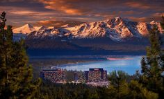 Harveys Lake Tahoe, Lake Tahoe