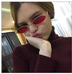 45b3dbe281 ROYAL GIRL Vintage Oval Sunglasses Small Metal Frames Designer Gothic  Glasses.  sunglass  eyewear
