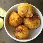 Juan Valerios Stuffed Potatoes, Potato Puree, Latin Food, Empanadas, Cooking, Breakfast, Recipes, Coleslaw, Milkshakes