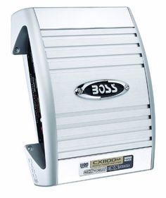 Boss CX1100M Chaos Exxtreme 1,100-Watt Monoblock MOSFET Power Amplifier by BOSS. $56.40. CHAOS EXXTREME 1100 Watts, Monoblock MOSFET Power Amplifier