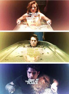 Teen Wolf.