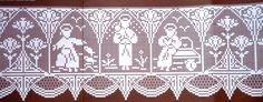 crochet em revista: motivos religiosos