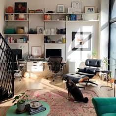 Eames® Lounge Chair and Ottoman Work Chair, Human Centered Design, Miller Homes, Ottoman Design, Ergonomic Office Chair, Mid Century Modern Design, Chair And Ottoman, Modern Graphic Design, Herman Miller