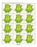 Frogs Theme Activities for Preschool PreK and Kindergarten