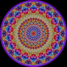 Mandala : Sariworld, Indiase Sari's en bindi's bestelt u online bij Sariworld! Mandala Design, Mandala Art, Geometric Designs, Geometric Shapes, Kaleidoscope Images, Moving Optical Illusions, Meditation, More Wallpaper, Bindi