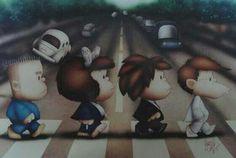 Mafalda & The Beatles