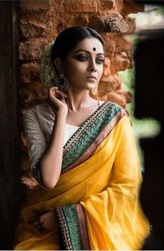 Something about yellow Photography Poses Women, Portrait Photography Poses, Fashion Photography, Portraits, Outdoor Photography, Indian Photoshoot, Saree Photoshoot, Indiana, Saree Poses