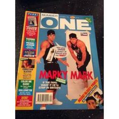 Number One Magazine - 1991 02/11/91 (Marky Mark  Cover)